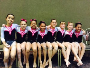 level 4 team at palm springs comp took 2nd